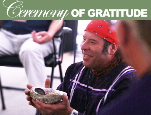 Ceremony of Gratitude