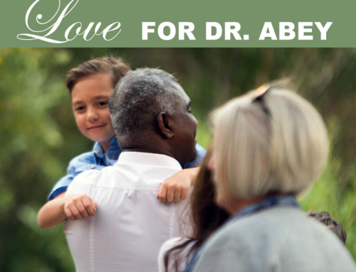 LOVE for Dr. Abey